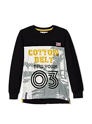 Cotton Belt Camiseta Manga Larga