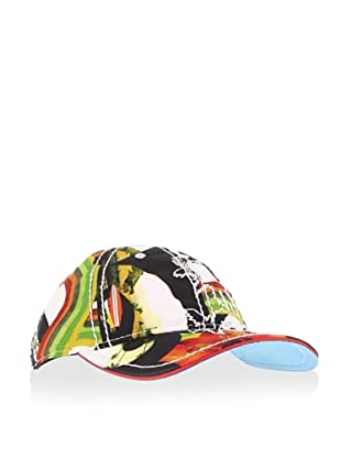 Robert Graham Men's Byron Cap (Black)
