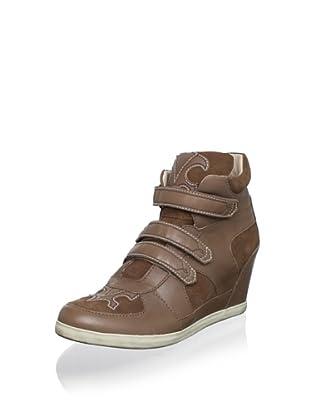 Koolaburra Women's Preston Fashion Sneaker (Mushroom)
