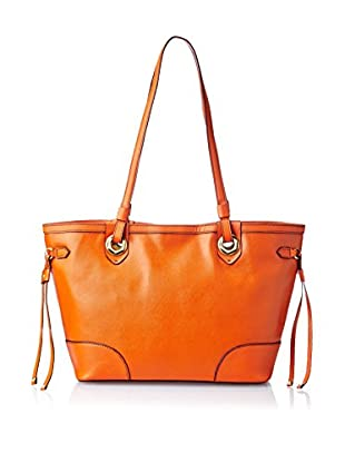 orYANY Women's Amber Shoulder Bag, Paprika