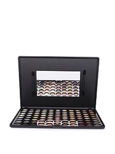 Beaute Basics 88 Color Eye Shadow Palette, Warm