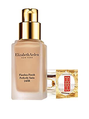 ELIZABETH ARDEN Fondotinta Liquido Flawless Finish Perfectly Satin 24HR N°102 30.0 ml