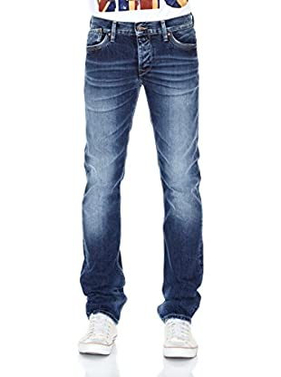Pepe Jeans London Vaquero Thames (Azul Lavado)