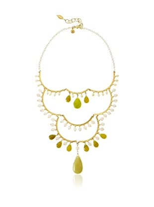 David Aubrey Estelle Tiered Necklace