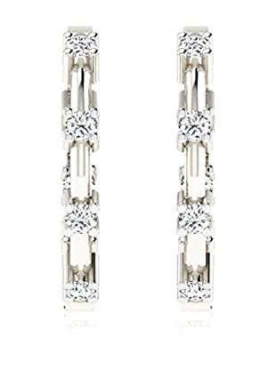Friendly Diamonds Pendientes FDT12244W Oro Blanco