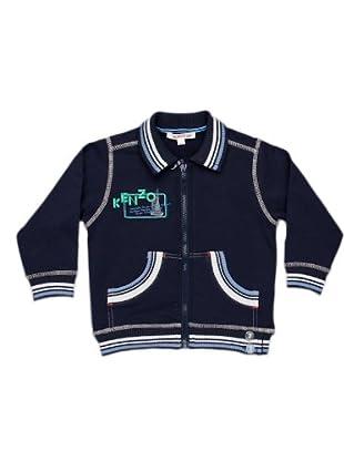 Kenzo Kids Cardigan (azul marino)