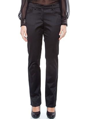 Ungaro Pantalón Bolsillos (Negro)
