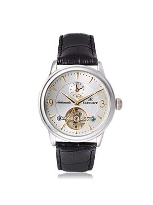 Earnshaw Men's 8003-03 Regency Black/White Stainless Steel Watch