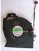 Eathtek NEW CPU Fan for HP DV6-6000 DV6-6200 fits P/N MF60120V1-C180-S9A AD6505HX-EEB