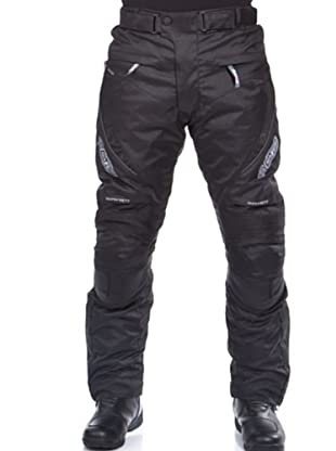 Kenrod Pantalón Protecciones Desmontables (negro)