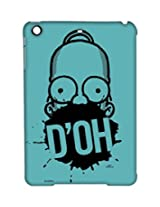 DOH Teal - Pro Case for iPad 2/3/4