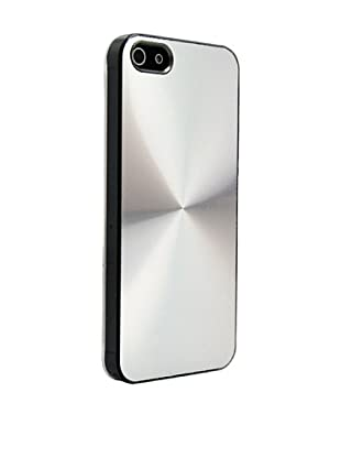 Unotec Funda Aluminio Para Iphone5 Gris Gris
