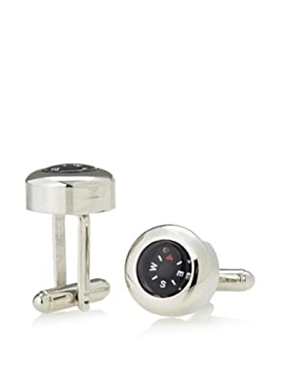 Link Up Small Compass Cufflinks
