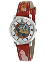 Disney Analog Multi-Colour Dial Boy's Watch - CAFR329-01B