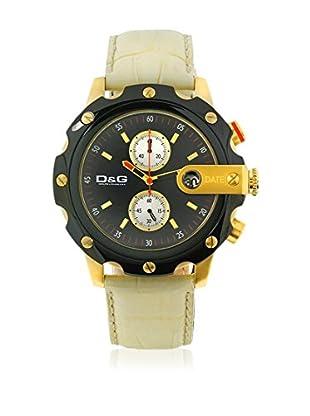 D&G Reloj de cuarzo Man DW0364 46 mm