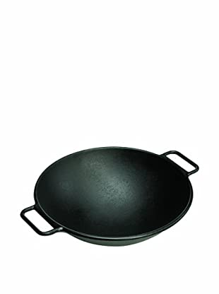 Lodge Pro-Logic Pre-Seasoned Cast Iron Wok