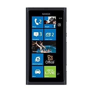 Nokia Lumia 800 SmartPhone-Black