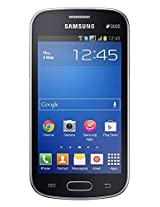 Samsung Galaxy Trend (Midnight Black), 32GB