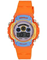 Disney Digital White Dial Children's Watch - DW100407
