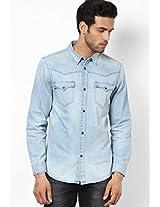 Light Denim Shirt Calvin Klein Jeans