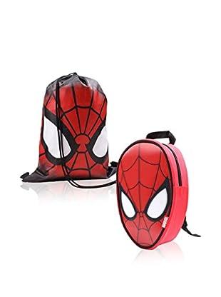 MARVEL Rucksack x 2 Spiderman