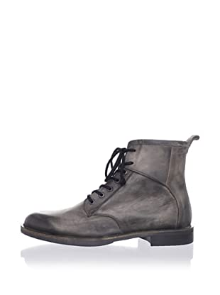 Swear Men's Chaplin 2 Lace-Up Boot (Black Washed Leather)