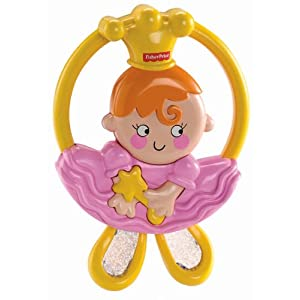 Fisher-Price Y3622 Discover n' Grow Rattle