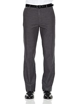 Dockers Pantalón Recto Vestir (Gris oscuro)