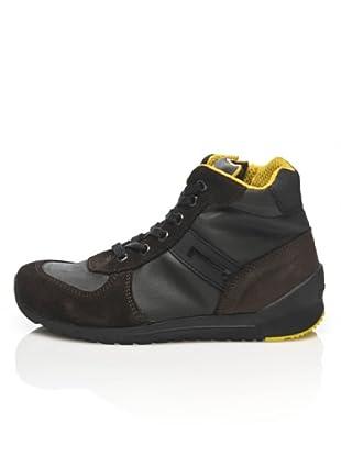 Pirelli Zapatillas Altas Niños (marrón)