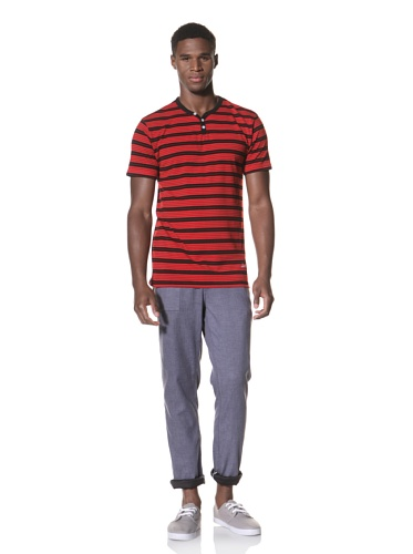 SLDVR Men's Jetty Tee (Red)