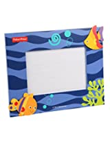 FP Photo Frame Color Fish - Orange, 5