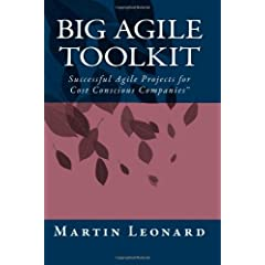 Big Agile Toolkit: Successful Agile Projects for Cost Conscious Companies