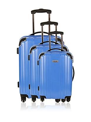 Travel One Set de 3 trolleys rígidos Matera