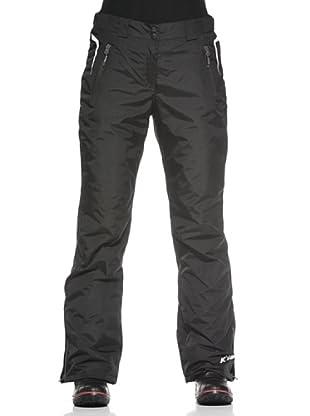 E2ko Pantalone Borneo (Nero)
