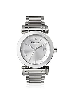 Salvatore Ferragamo Men's FP1950014 Salvatore Silver Stainless Steel Watch