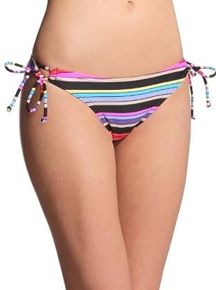 Roxy Braguita Bikini California Stripe 70S (Multicolor)