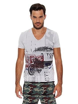 Pepe Jeans London Camiseta Tynan (Gris)