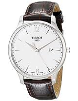 Tissot Analog White Dial Men's Watch - T063.610.16.037.00