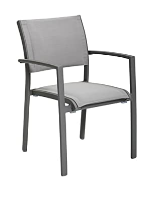 Control Brand Rhodes Arm Chair, Grey