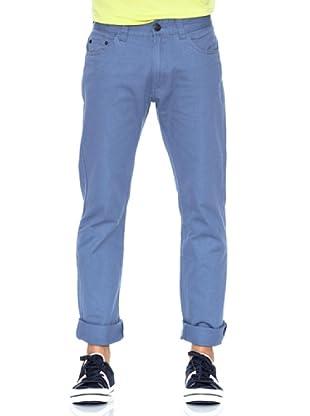 Springfield Pantalón 5 Bolsillos (Azul)