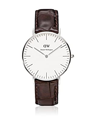 Daniel Wellington Reloj con movimiento cuarzo japonés Woman York 36 mm