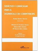 Didactica y curriculum para el desarrollo de competencias/ Didactics and curriculum for skills development