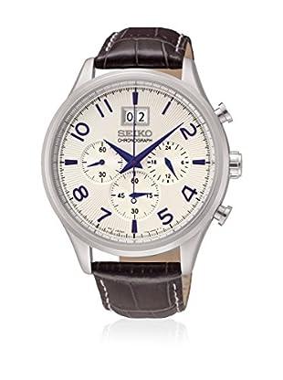 Seiko Reloj de cuarzo SPC155P1 Marrón 42  mm