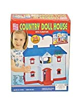 New Doll House Play Set