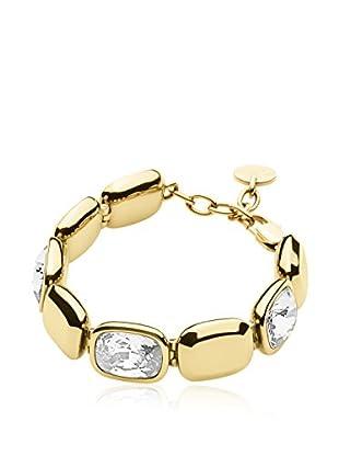 Dyrberg/Kern Armband Tana Sg Crystal goldfarben