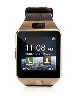 Smartwatch Pro Sim / Camera Dorado