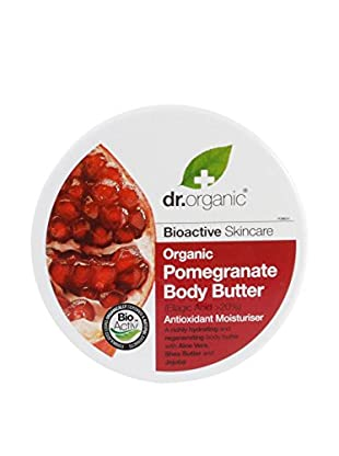 Dr Organic Burro Corpo Pomegranate 200 ml