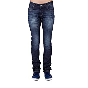 Yepme Avenger Medium Blue Wash Jeans
