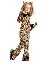 Child Pretty Leopard Costume (Large (12-14))