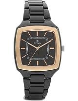 Titan 90016KC02 Analog Watch - For Men